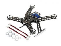 200 Size Quadcopter Frame Kit - Alum/ Carbon Fiber