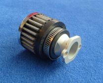 Airfilter with venturi - 150 to 180cc