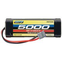 5000mAh NiMH 7.2V Sub-C Stick Star Plug