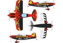 Pitts Challenger – 87″ (100cc) color 01