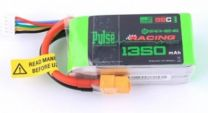 1350-95C-4S - LiPo Graphene - 14,8V w/XT60 - FPV Racing Series