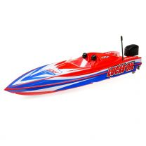 Lucas Oil 17 Power Race DeepV w/SMART Chg&Batt:RTR