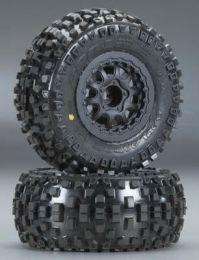 """Badlands SC 2.2\""""/3.0\"""" M2 Tires Mounted (2)"""