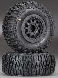 """Trencher SC 2.2\""""/3.0\"""" M2 Tires Mntd Slash (2)"""