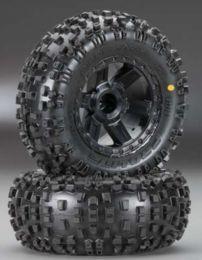1173-12 Badlands 2.8 All Terrain Tires Mntd Fr