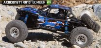 1/10 RR10 Bomber 4wd RTR Blue
