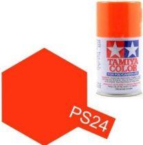 PS-24 Fluorescent Orange Spray - 3,4oz/100ml