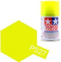 PS-27 Fluorescent Yellow Spray - 3,4oz/100ml