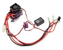 Outcry Crawler Dual Motor ESC with Fan & TurboBEC