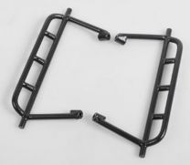 Tough Armor Side Steel Sliders :Vaterra Ascender