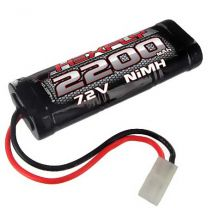 2200 NiMh Battery - 7.2V w/ Tam Conn:Rockslide
