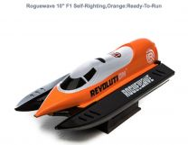 """Roguewave 10"""" F1 Self-Righting,White: Ready-To-Run"""