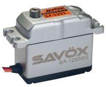 SAVOX 1283SG CORELESS METAL CASE