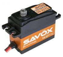 SAVOX 2271 SG HV BRUSHLESS DIGITAL