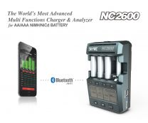 Sky RC NC2600 AA and AAA Battery Charger and Analyzer