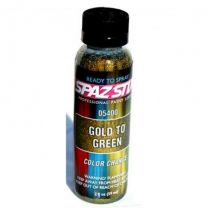 COLOR CHANGING PAINT GOLD TO GREEN 2OZ