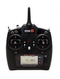 DX6 G3 6-CH DSMX Transmitter w/AR6600T RX MD2