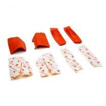 Orange Grip Set w/ Tape: DX6G2/3 DX8G2