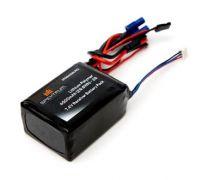 4000mAh 2S 7.4V LiPo Receiver Battery