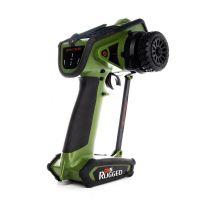 DX5 Rugged DSMR TX Only, Green