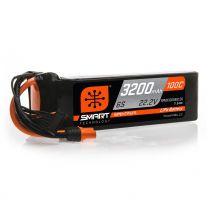 3200mAh 6S 22.2V 100C Smart LiPo Battery; IC5