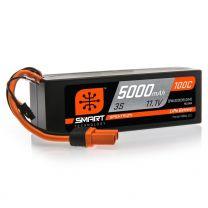 5000mAh 3S 11.1V 100C Smart LiPo Hardcase; IC5