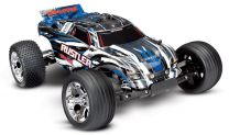 1/10 Rustler RTR Stadium Truck BlueX XL-5