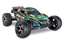 1/10 Rustler VXL Brushless RTR Stadium Truck Yellow
