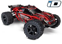 1/10 Rustler 4X4 4WD Stadium Truck RTR-Red