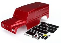1/10 Land Rover Defender Red Body