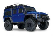 1/10 TRX4 Land Rover Defender Crawler Blue