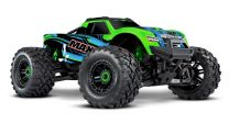 1/10 Maxx with 4S ESC - Green 4WD Brushless Elect