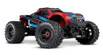 1/10 Maxx 4WD 4S ESC M-Truck - RedX