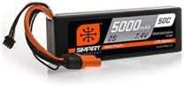 5000mAh 2S 7.4V 50C Smart LiPo Hardcase; IC3