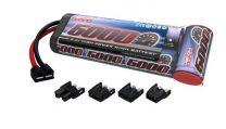 7-C 8.4V 5000mAh NiMH Flat Battery: UNI Plug