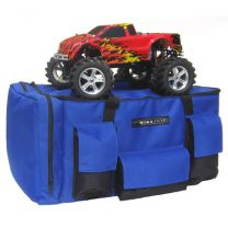 Car/Truck Standard Tote, Blue: 1/8 Monster Truck