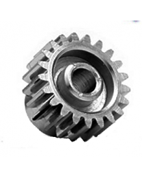 1016  Pinion Gear w/3mm Bore 48P 16T - Nickel Plated Steel