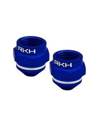 AL Motor Nut Set (Blue) - Blade 200 QX