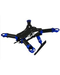 CNC Advanced Upgrade Kit 02 (Blue) - Blade 200 QX