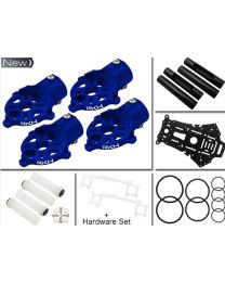 Conversion Kit - 200QX to 250QX - (Blue)