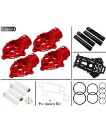 Conversion Kit - 200QX to 250QX - (Red)