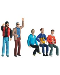 Set of figures, small assortment