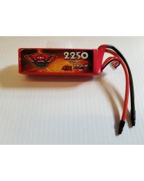 2250-45C-3S - LiPo - 11,1V
