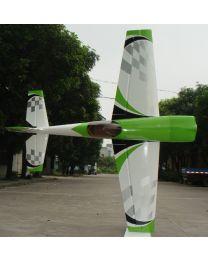 "EXTRA330SC 30CC 78"" CF Green/White Checker (06)"