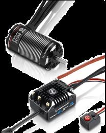 Combo XERUN AXE 550-2700KV FOC System for Rock Crawler