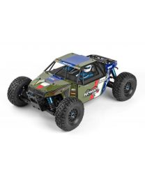 Limited Edition Nomad DB8 RTR LiPo Combo Green