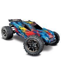 1/10 Rustler VXL Brushless RTR 4x4 Stadium Truck - RED