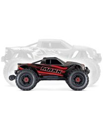 1/10 Maxx with 4S ESC - Red 4WD Brushless Monster Truck