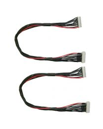 """JST-XH Balance Lead Extensions, 12\"""" - 5S (2)"""