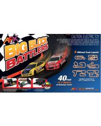 Big Block Battler (Mega G+)